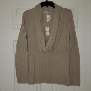 NWT Banana Republic Cashmere Blend Sweater